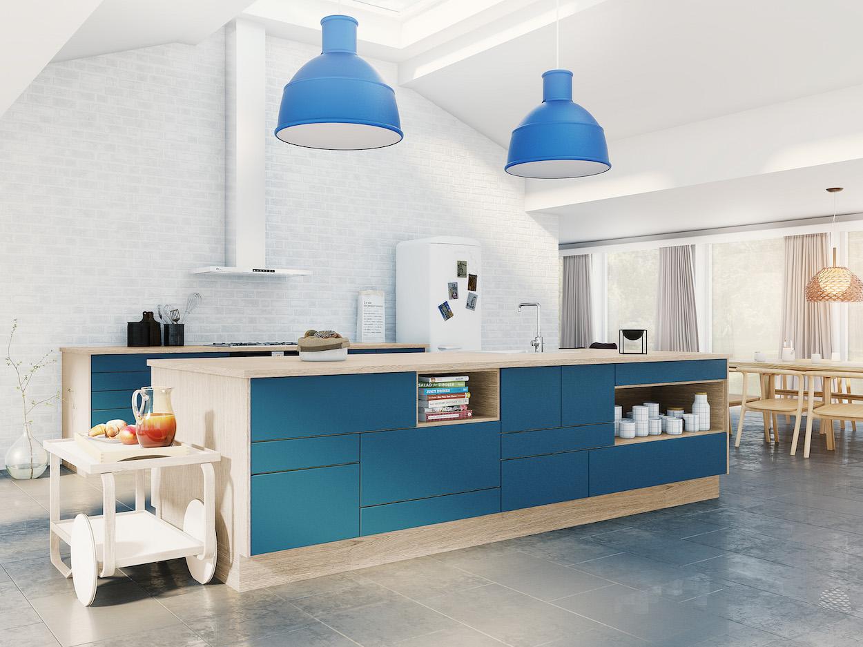 Rundspørge viser: Køkkenbranchen boomer - Wood Supply DK