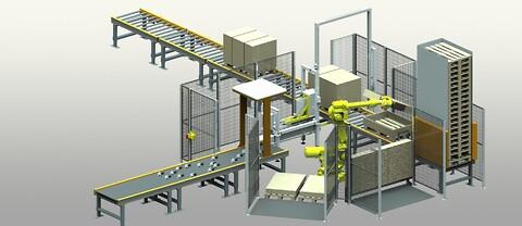 Pallkragsresning från Stjernberg Automation
