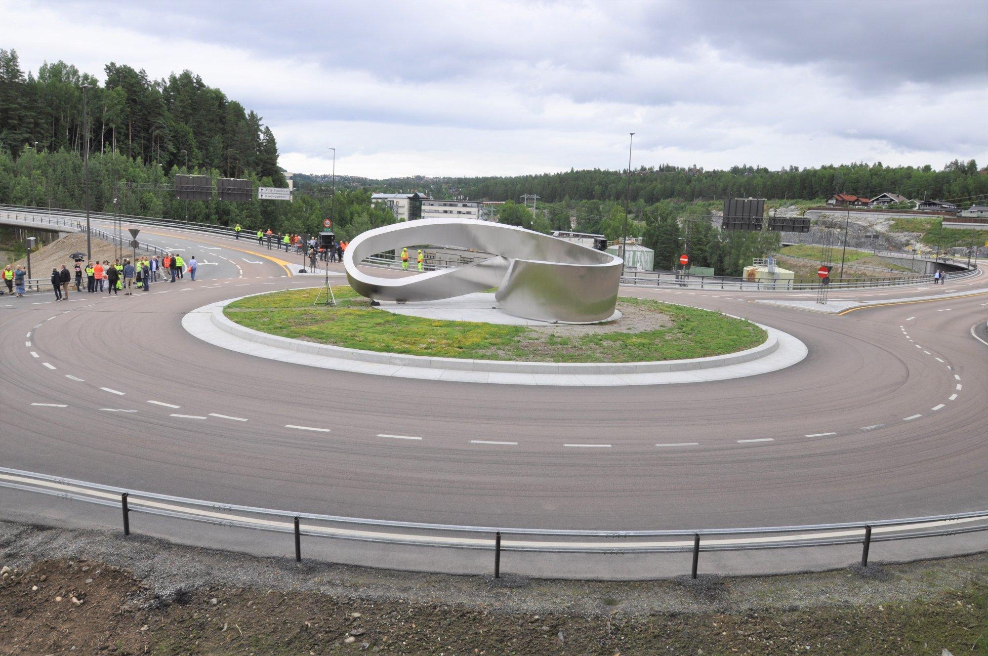 Kongsberg skulptur