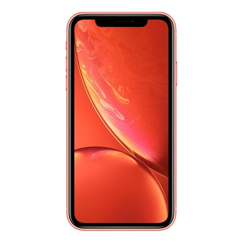 Apple iPhone XR 128GB (Coral) - Grade B - mobiltelefon