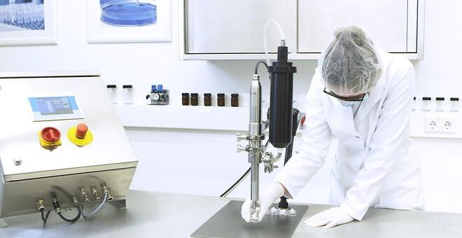 væskefyldning af sprøjte vaccine udstyr
