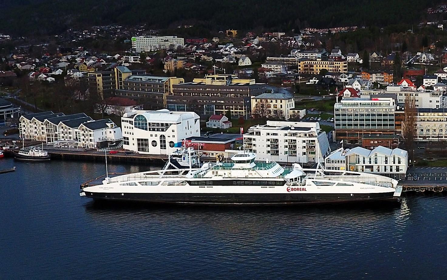 Karlsøyfjord