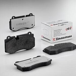 Zimmermann no dust bremseklodser