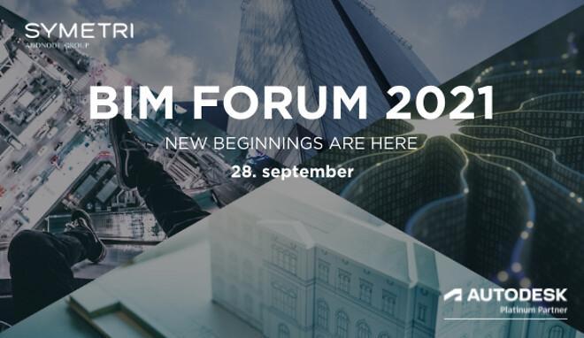 BIM Forum 2021 den 28. september