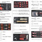 Værktøj indhold 305769