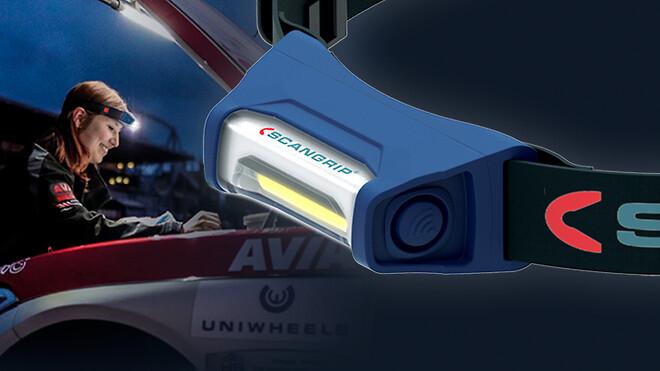 I-VIEW pandelampen er designet til at oplyse hele dit arbejdsområde