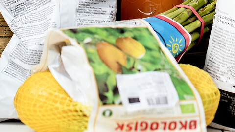 Øko-mærkning af fødevarer: De nye EU-regler (on-line kursus)
