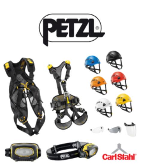 Petzl faldsikring og sikkerhedsudstyr  - Petzl faldsikringsudstyr