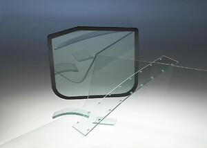 Buet glas fra Mirit Glas