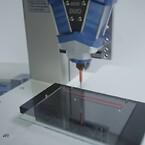 dispensering microdispensering micro dosering 2 komponent preeflow viscotec dispenser