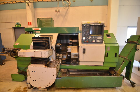 Mazak Quick slant 20 – 4 axis 1987