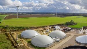 Udvidelse af biogasanlægget på Ausumgaard
