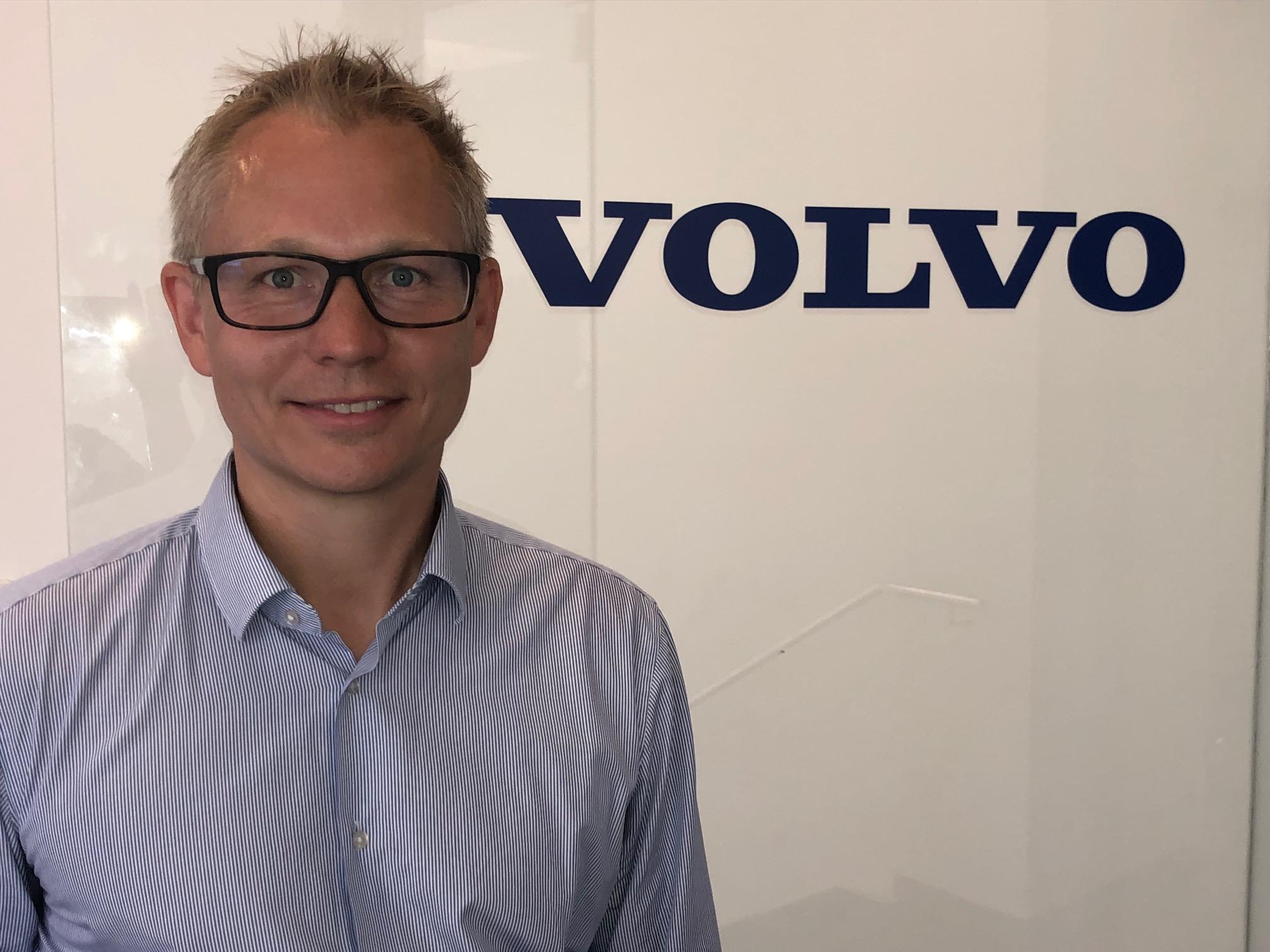 d856dc27 Ny mand i spidsen for Volvos salg i Danmark - Transportmagasinet