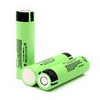 Panasonic Li-Ion NCR18650B batterier