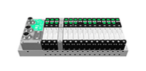 KH-Technic, Pneumax,pneumatik, pneumatic, magnetventil,serie 3000,CanOpen, Profibus, Devicenet, Ethercat, Ethernet IP, Profinet, Powerlink, Modbus TCP