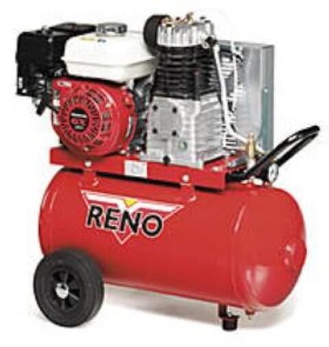 Bensinkompressor - RENO 550/50 EL fra Vestec
