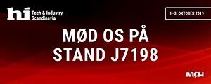 JMS Danmark HI2019