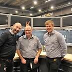 FLEX1ONE Medarbejdere til FTZ Messe 2019