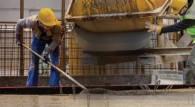 MasterEase förbättrar betongens reologiska egenskaper