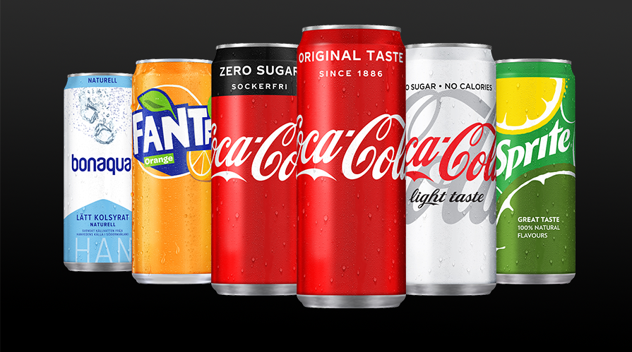 coca cola sverige kundtjänst
