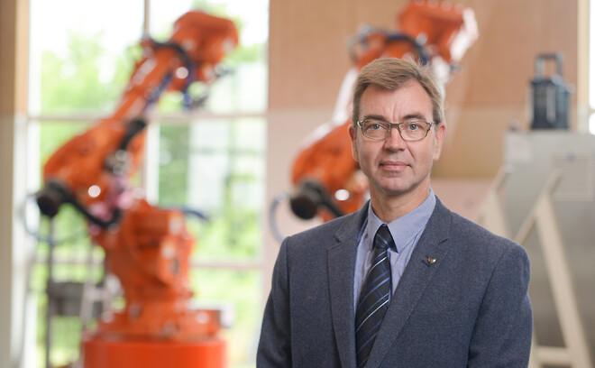 Direktør Leif Thomsen, RoboTool A/S