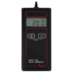 manometer hos Summit Electronics