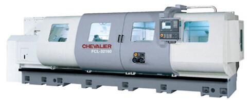 CHEVALIER FCL-32 & FCL-40 serie - teach in drejebænke