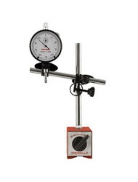 Måleur med magnetstander 80 kg