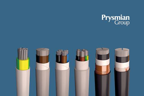 Aluminiumskabler,  det lette og billige alternativ - Prysmian AL kabler