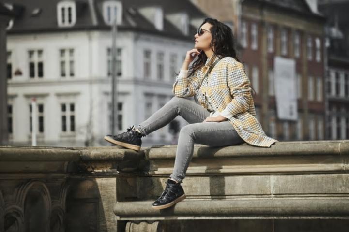 Mascha Vang står bag ny skokollektion RetailNews