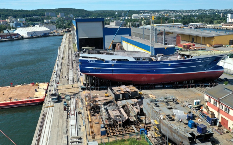 Karstensens Skibsværft lander endnu en stor trawler-ordre - Metal Supply DK