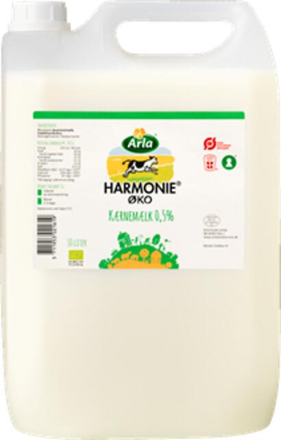 Mælkeprodukter fra Arla Harmonie ® Kærnemælk 0,5% 10L