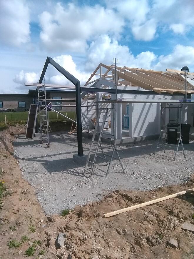 Stålkonstruktioner til byggeri og industri Køge Sjælland