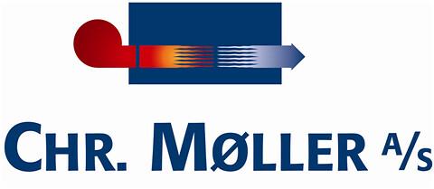 Dampgenerator i container 1200 kg x 20 bar udlejes hos Chr. Møller A/S