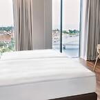 Alsik Hotel værelse