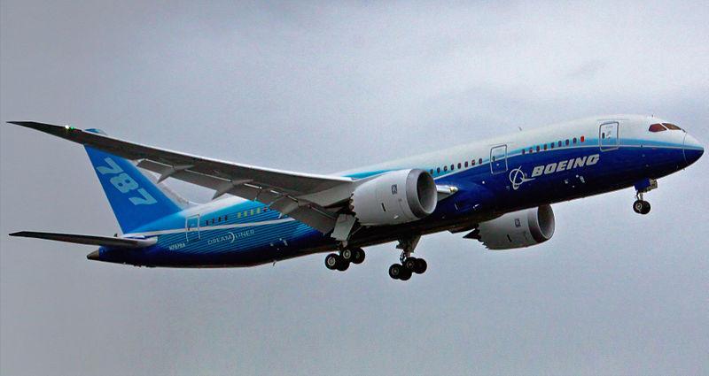 Boeing okar vinsten