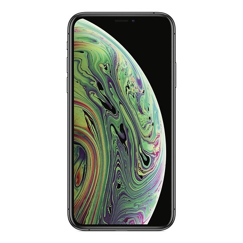 Apple iPhone XS 512GB (Space Gray) - Grade B - mobiltelefon