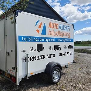 Trailerudlejning Randers - Autokonzept