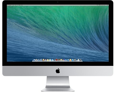 "27"" apple imac - intel i5 750 2,66GHz 180GB ssd 16GB (Late-2009) - grade b - stationær computer"