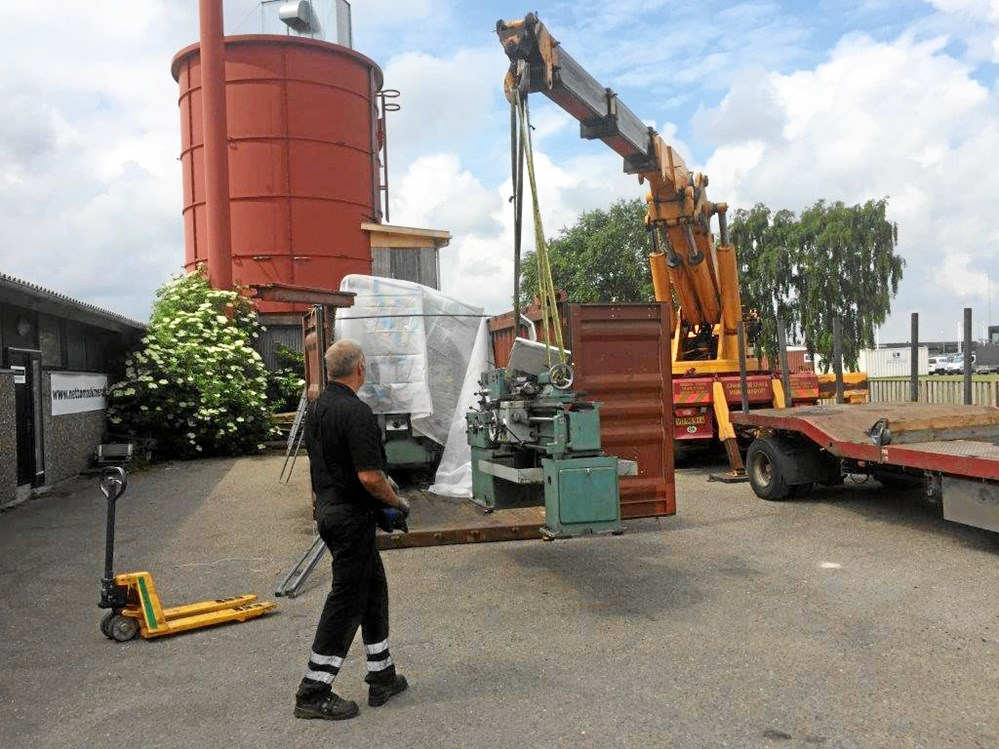 Brugte CNC-maskiner sælger godt - Metal Supply DK