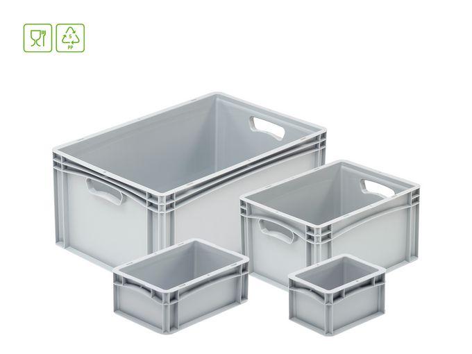 Nye Plastkasser til transport og opbevaring - Food Supply DK RH-39
