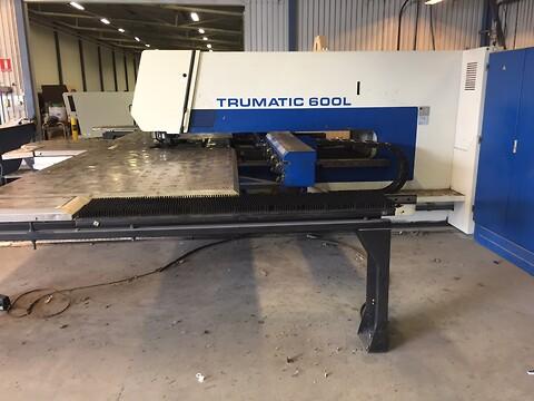TRUMPF TruMatic 600L  1997