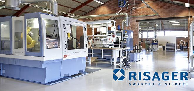 Vores produktion hos Risager A/S