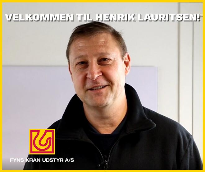 Henrik Lauritsen Fyns Kran Udstyr