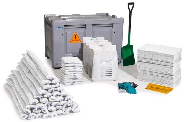 DENSORB Olie - spild kit