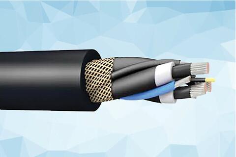 PANZERFLEX - multikabler til tung industri - Prysmian PANZERFLEX til tung fleksible industriapplikation