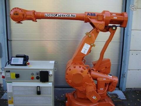 ABB robot IRB4400L M2000 S4C+ med garanti