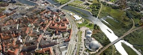 Tilmelding til Randers investerer 16 milliarder i byudvikling