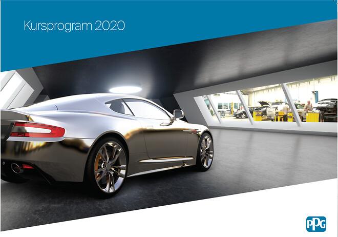 PPG Refinish Kursprogram 2020