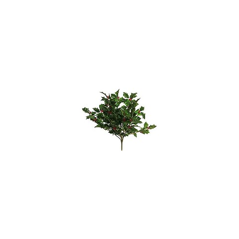 Kristtorn buket m bær, 48cm, kunstig plante